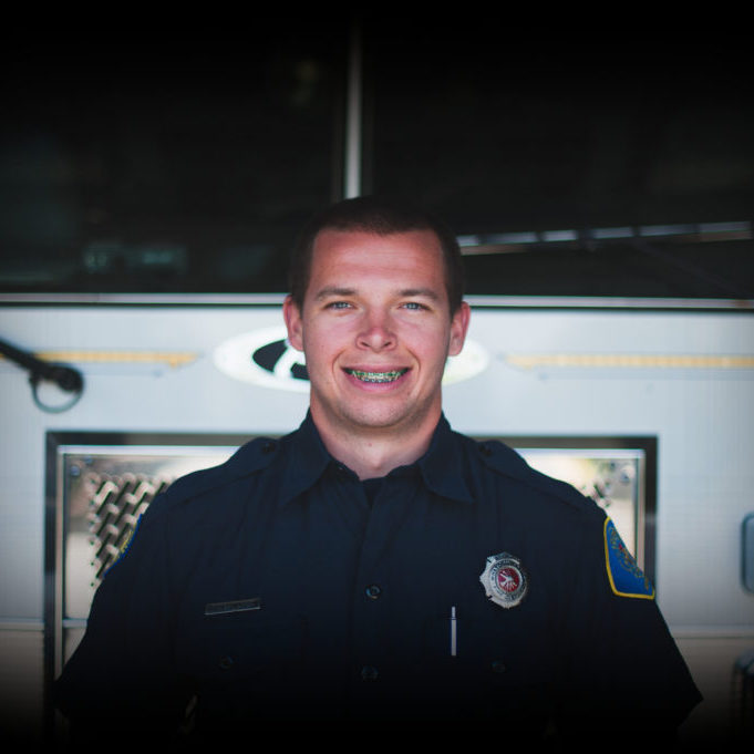 Firefighter Anderson
