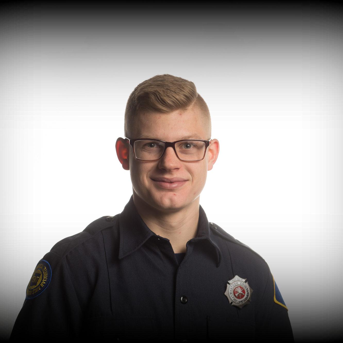 Firefighter Campeau