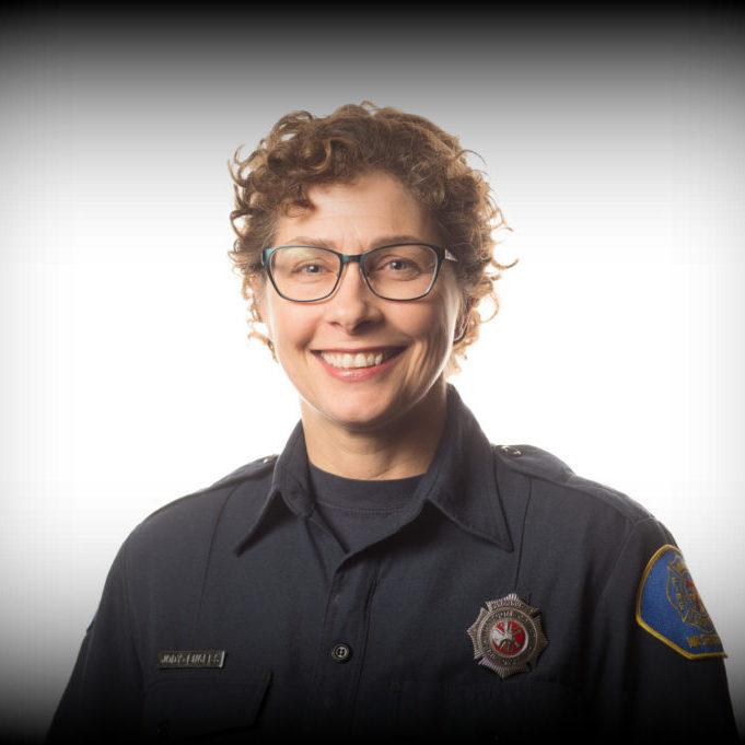 Firefighter Engels