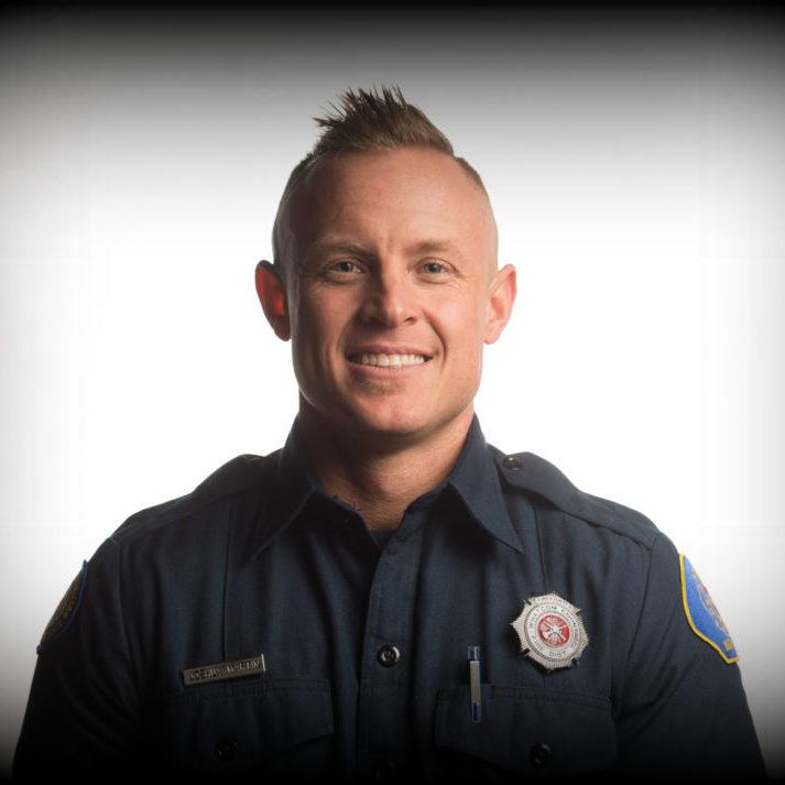 Firefighter Martin