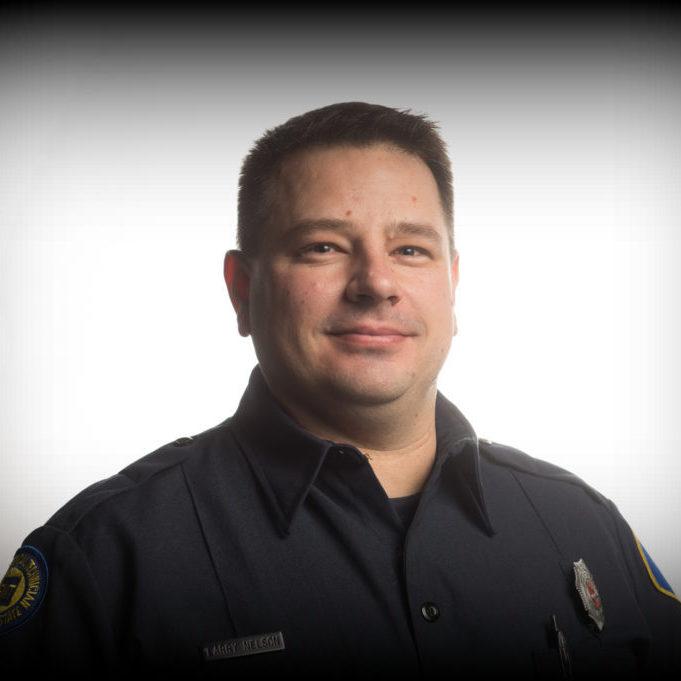 Firefighter Nelson