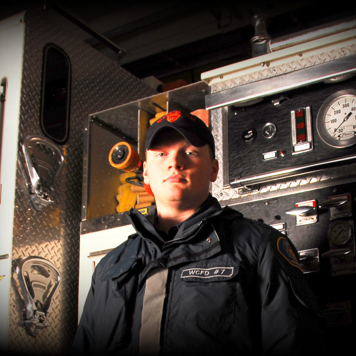 Firefighter Petrie