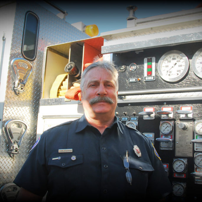 Firefighter Rybka