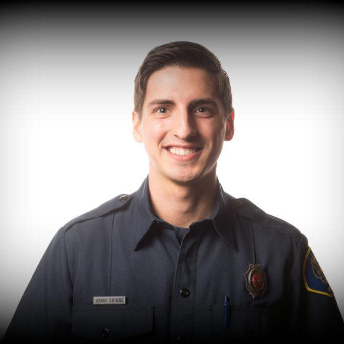 Firefighter Stevens