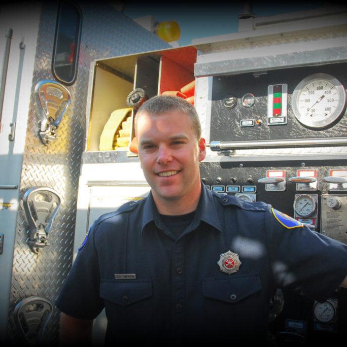 Firefighter Watson