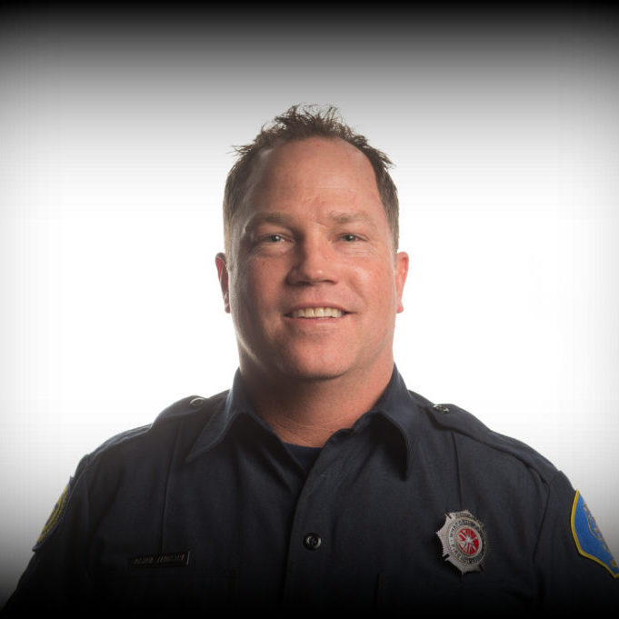 Firefighter Zandstra